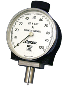 Asker橡胶硬度计JAL型